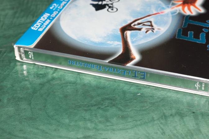 [Arrivage] E.T. L'Extra-Terrestre en Blu-Ray