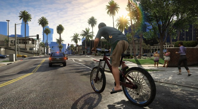 Grand Theft Auto 5 – Nouveau trailer