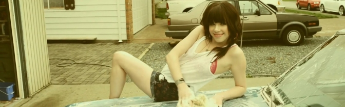 Le clip du soir / Carly Rae Jepsen – Call Me Maybe