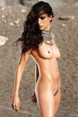 Gabriela Milagre Playboy Germany 08