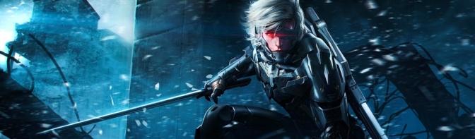 [Pré-commande] Metal Gear Rising : Revengeance sur Xbox 360