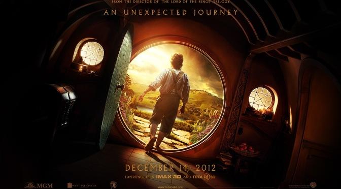Le Hobbit – La dernière sortie ciné de 2012