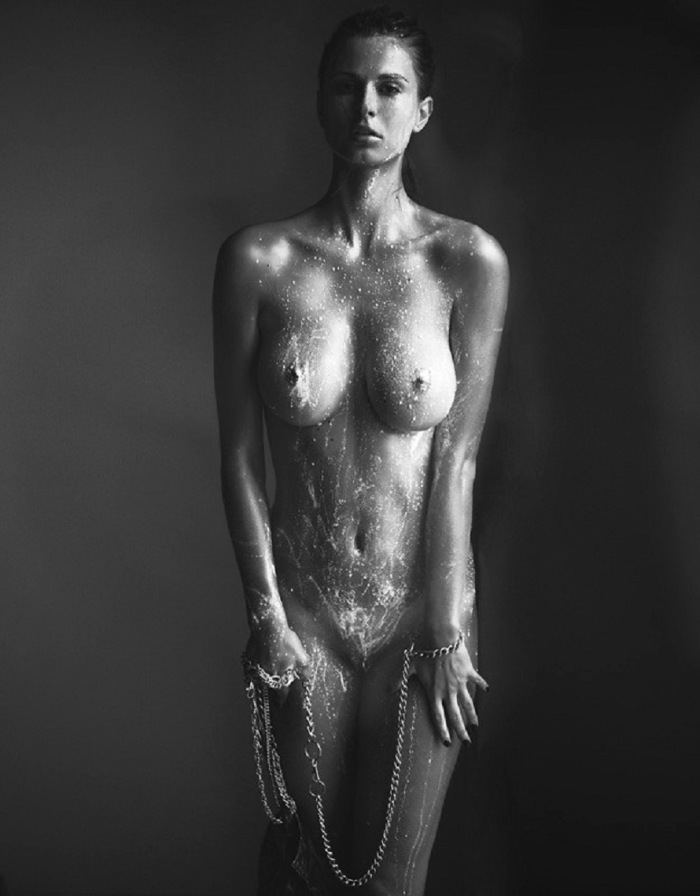 Sofia Boutella Naked Nude