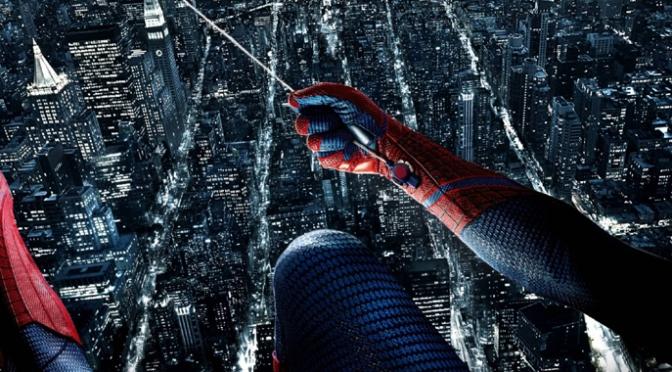 The Amazing Spider-Man 2 en tournage