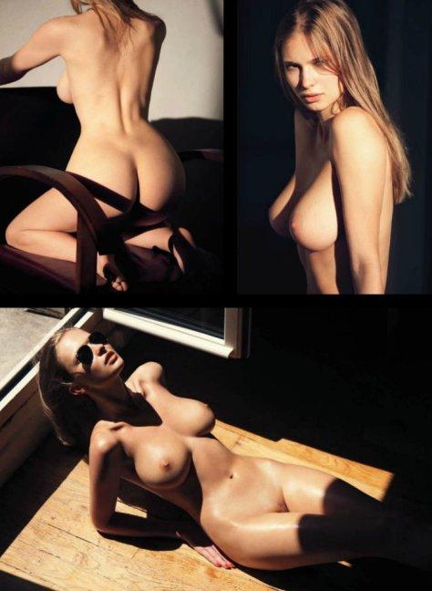 Karolina Szymczak par David Bellemere pour PlayBoy 02