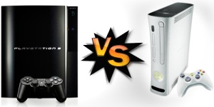 PS3 VS Xbox 360