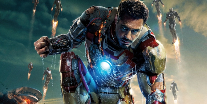 Iron Man 3 le 24 avril au cinéma [MàJ]