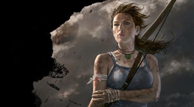 Un semblant de test pour le nouveau Tomb Raider
