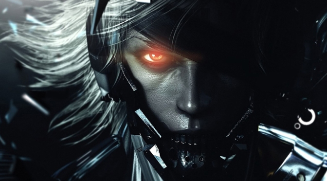 Le test de Metal Gear Rising : Revengeance