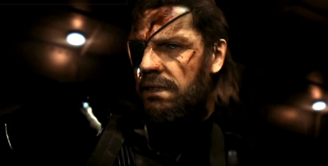 MGS 5 The Phantom Pain - Snake
