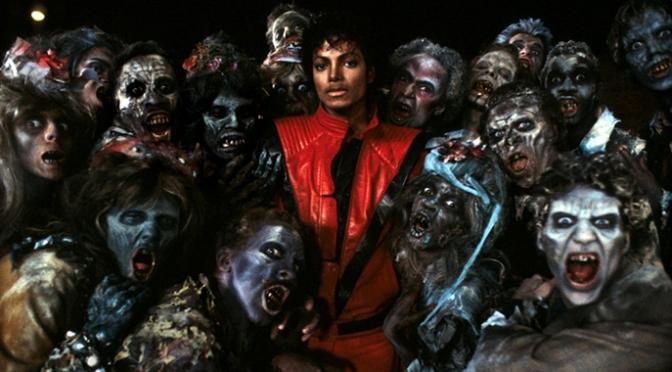Le clip du soir / Michael Jackson – Thriller