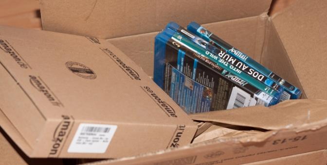 [Achat] Quelques Blu-ray de Amazon.fr