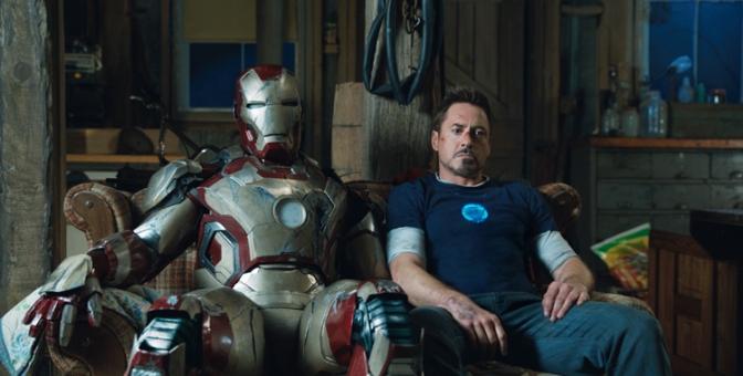 Mon avis sur Iron Man 3 de Shane Black