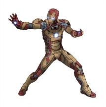 Iron Man Mark 42 2