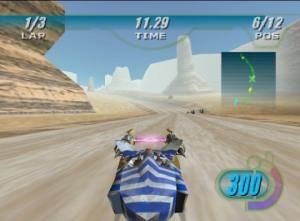 LucasArts - SW Racer