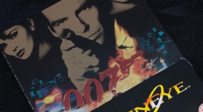 [Arrivage] Goldeneye en Blu-ray Steelbook