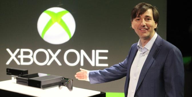 L'annonce de la nouvelle console de Microsoft : la Xbox One