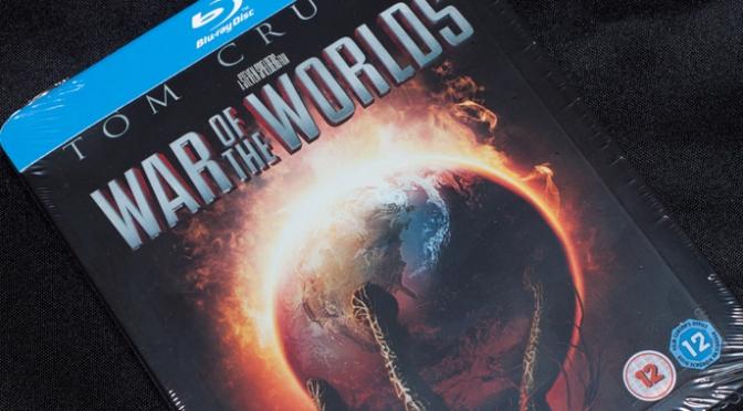 [Arrivage] La Guerre des Mondes en Blu-ray Steelbook
