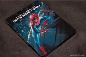 Collection Steelbooks (4)