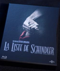 La Liste de Schindler Digibook