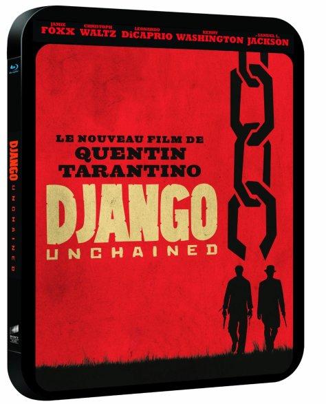 Steelbook Django Unchained