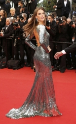Alessandra Ambrosio Cannes 2013