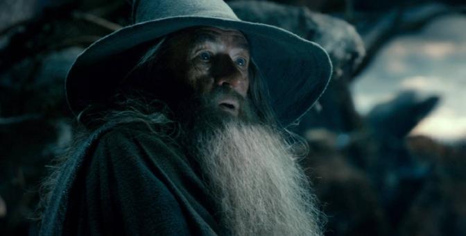 Le Hobbit : La Désolation de Smaug, Le teaser