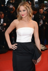 Jennifer Lawrence Cannes 2013