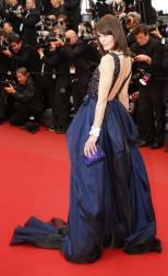 Milla Jovovich Cannes 2013