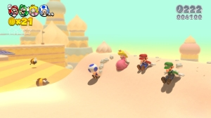 Super Mario 3D World E3