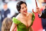 Zhang Yuqi Cannes 2013
