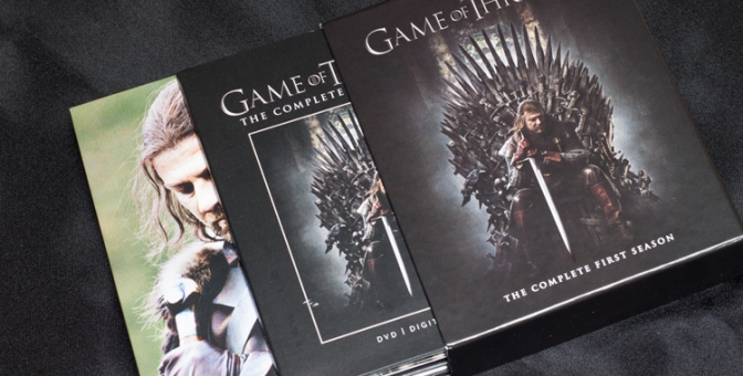 [Achat] Coffret Blu-ray Game of Thrones Saison 1