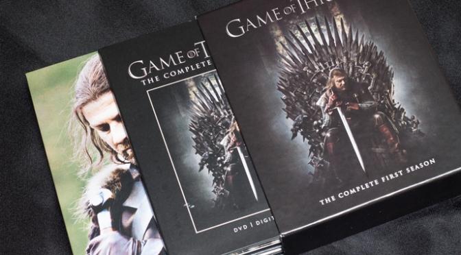 [Achat] Coffret Blu-ray Game of Thrones Saison 1