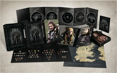 Game of Thrones Blu-ray HBO