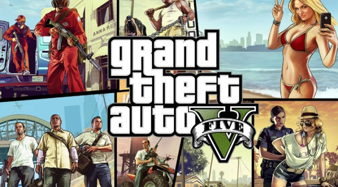 A la découverte du monde de Grand Theft Auto V