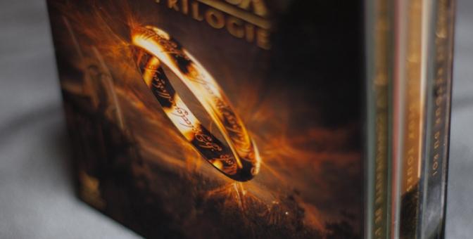 [Achat] Coffret Trilogie Steelbook Le Seigneur des Anneaux