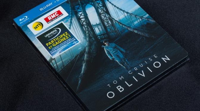 [Arrivage] Oblivion en Blu-ray Steelbook