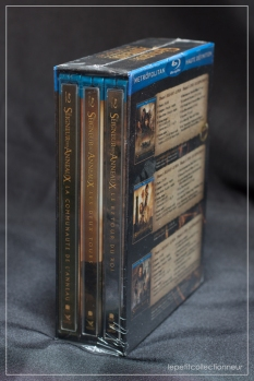 Coffret Trilogie Le Seigneur des Anneaux (3)
