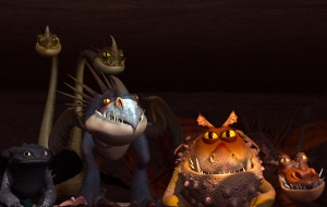 Dragons DreamWorks 03