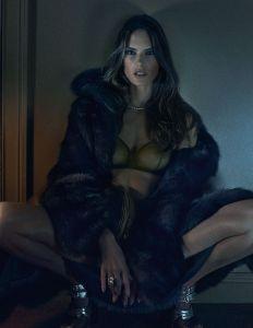 Alessandra Ambrosio par Fabien Baron