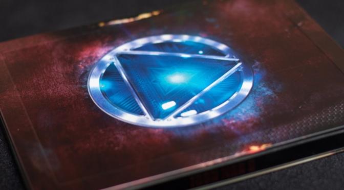[Achat] Iron Man 3 en Steelbook et autres Blu-ray