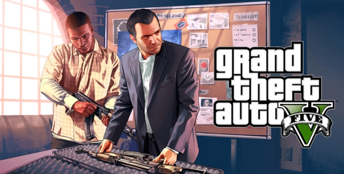 [Pré-commande] Grand Theft Auto V sur Xbox 360