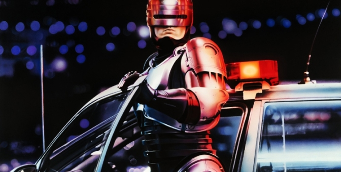 [Pré-commande] Robocop 1987 Movie Masterpiece 1/6 de Hot Toys