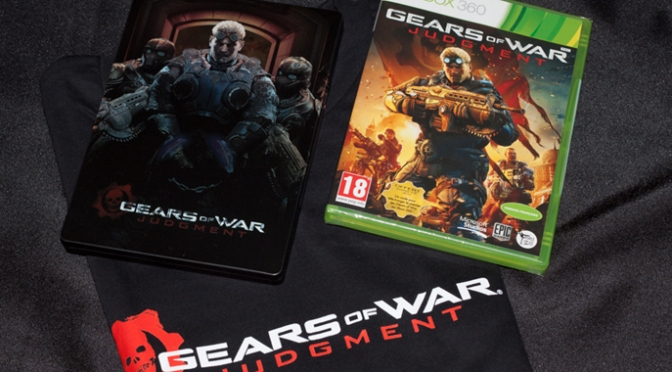 [Arrivage] Gears of War Judgment sur Xbox 360