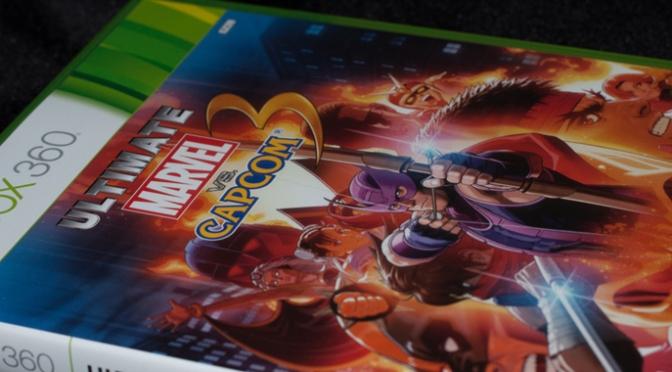 [Achat] Ultimate Marvel VS Capcom 3 sur XBOX 360