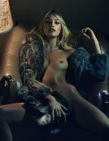 Candice Swanepoel par Fabien Baron