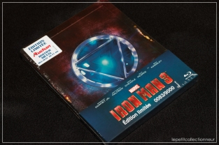 Iron Man 3 Steelbook (1)