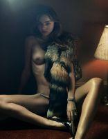 Miranda Kerr par Fabien Baron
