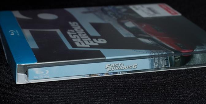 [Achat] Fast & Furious 6 en Blu-ray Steelbook