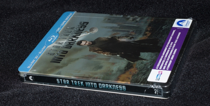[Achat] Star Trek Into Darkness en Blu-ray Steelbook